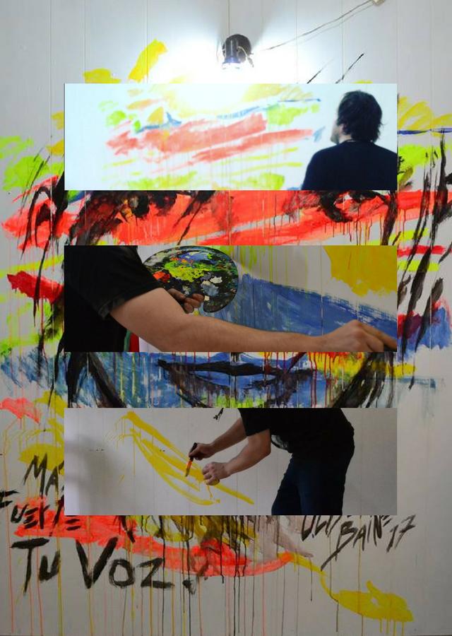 Ulises Baine: street art en Rosario