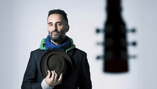 Jorge Drexler en Rosario 2018