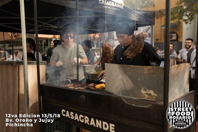 Street Food Rosario