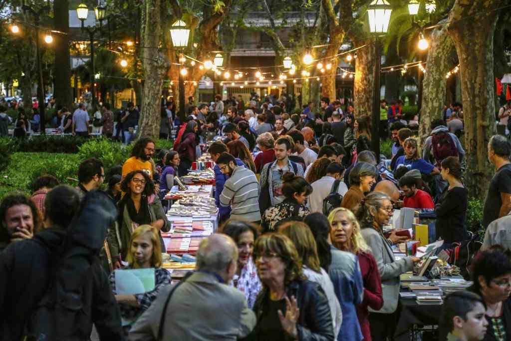 Noche de las Librerías en Rosario
