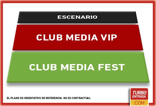 Club Madia Fest Rosario 2019