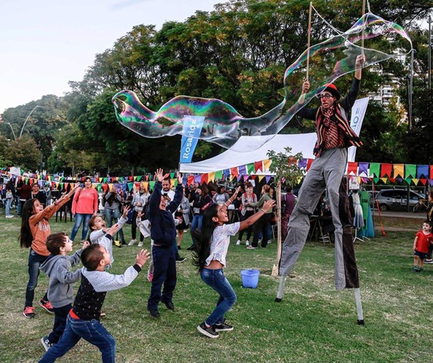 Agenda de actividades para el fin de semana en Rosario