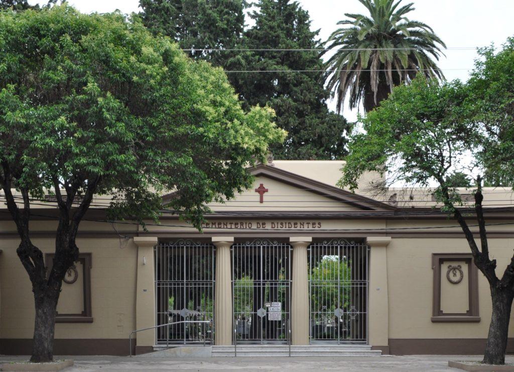 Cementerio de Disidentes en Rosario