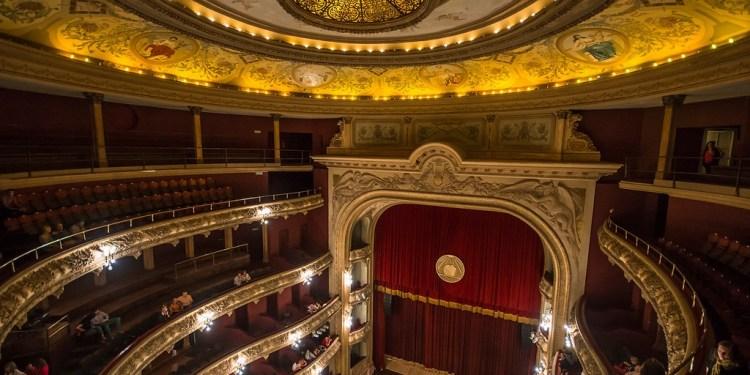 Teatro El Círculo Rosario: cartelera