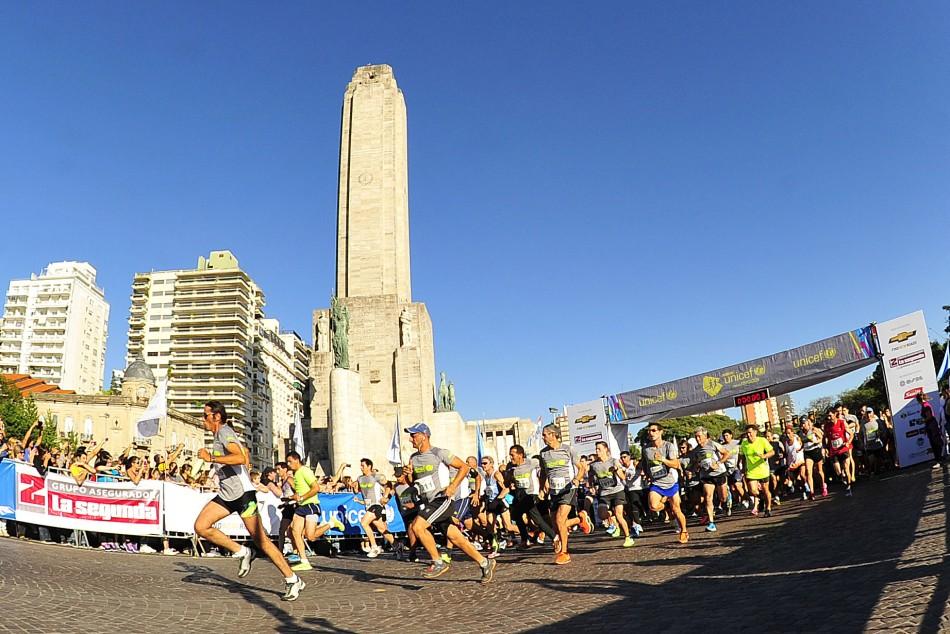 Maratón Internacional de la Bandera Rosario