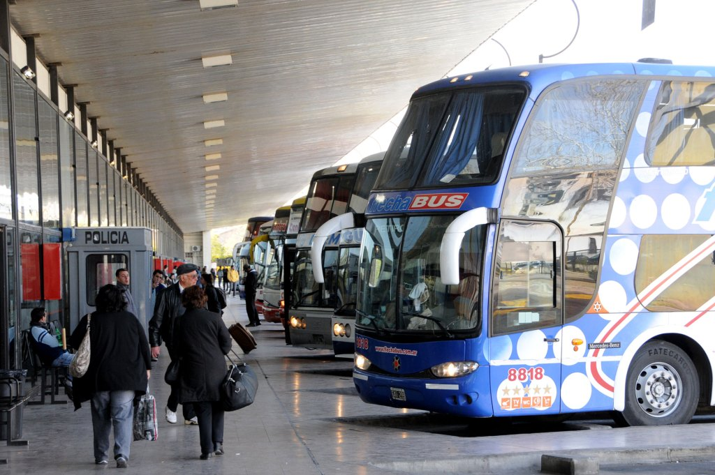 Terminal de ómnibus Rosario