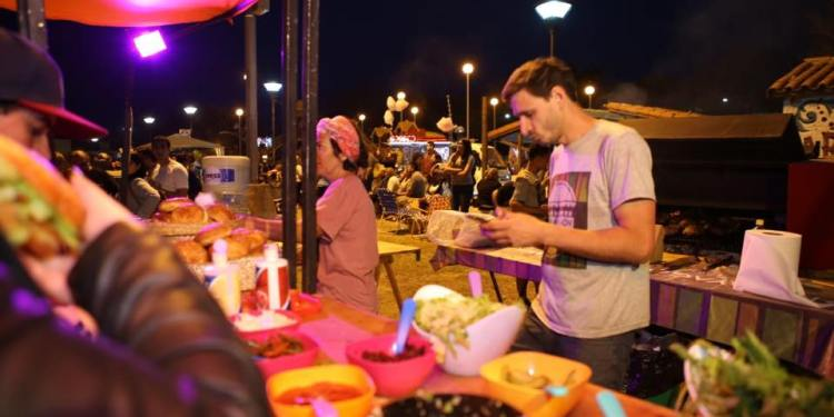 Street Food en San Lorenzo