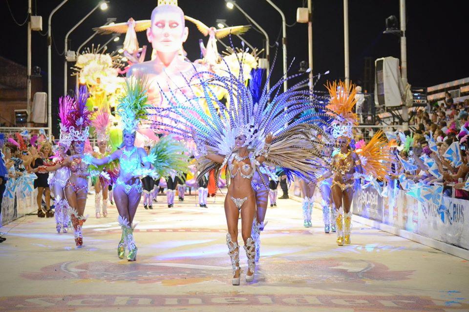 Carnaval Gualeguaychu 2020 en vivo
