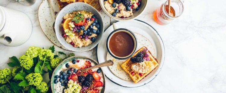 Desayuno San Valentin Rosario