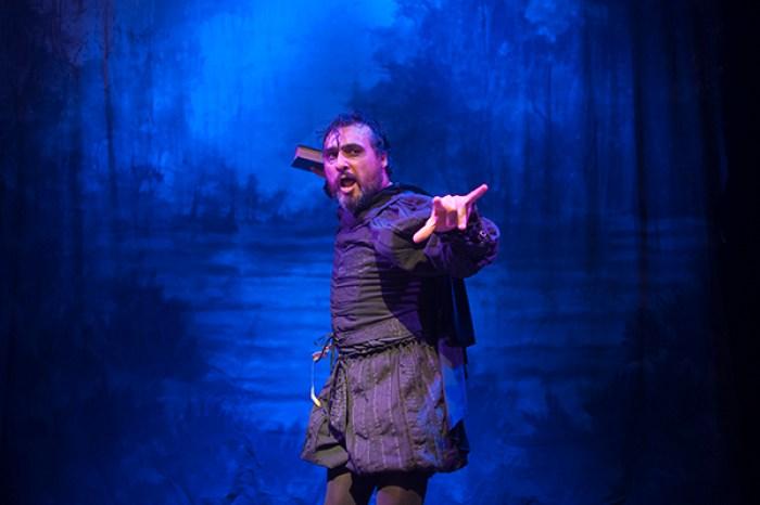 Horacio amigo de Hamlet