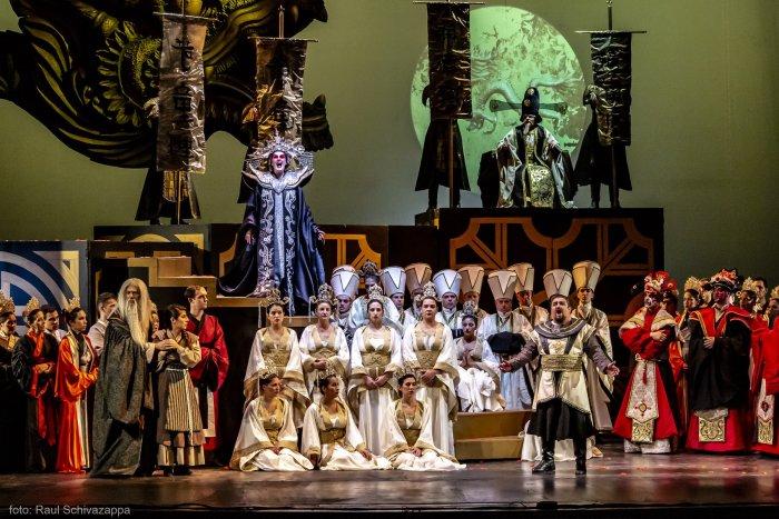 Opera en Rosario