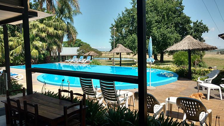 Hotel Campo y Golf en Victoria