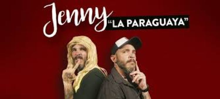 """Jenny """"La paraguaya"""""""