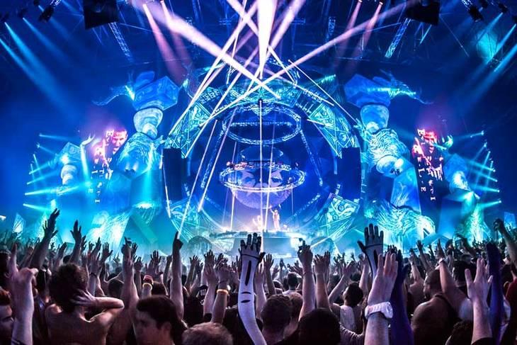 Fiestas electrónicas en Argentina 2020
