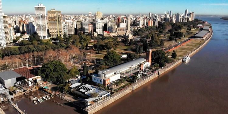 Estación Fluvial Rosario: historia y arquitectura