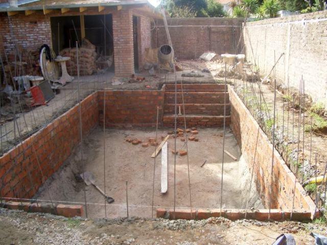 Como hacer una piscina pequena y barata