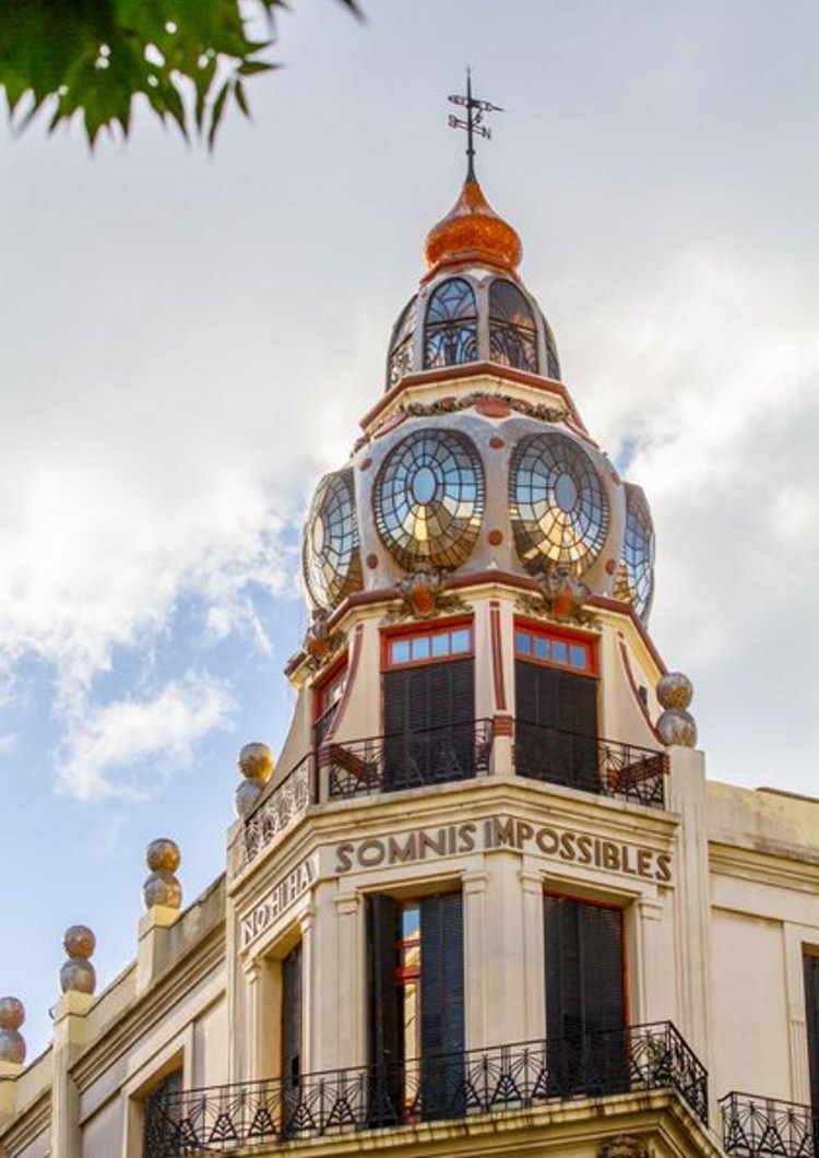 Art Nouveau Buenos Aires características