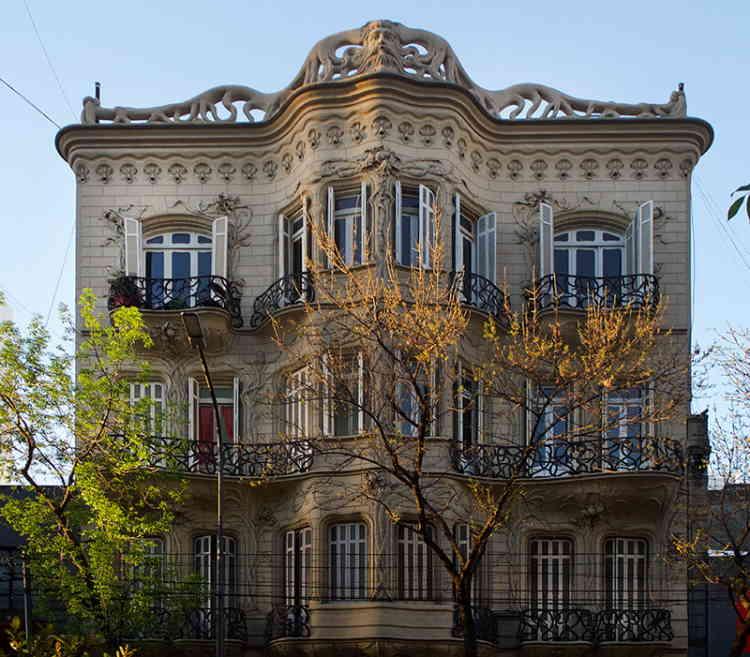 Paseos arquitectonicos en Buenos Aires