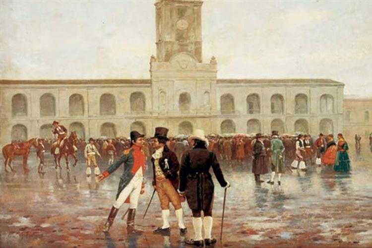 25 de mayo de 1810 resumen corto,
