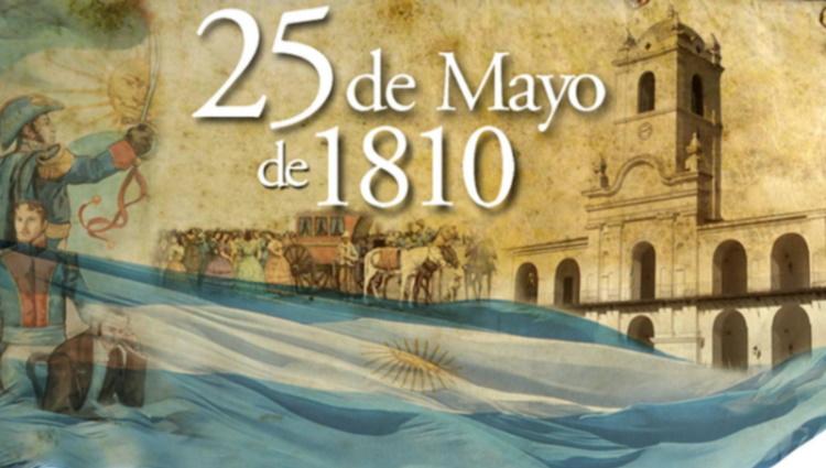 Que paso el 25 de mayo de 1810