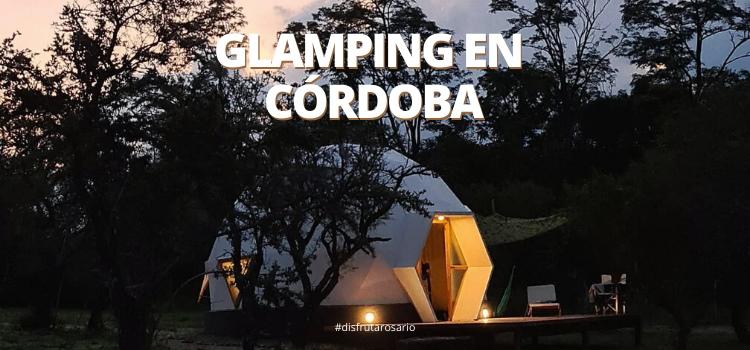 Glamping en Córdoba