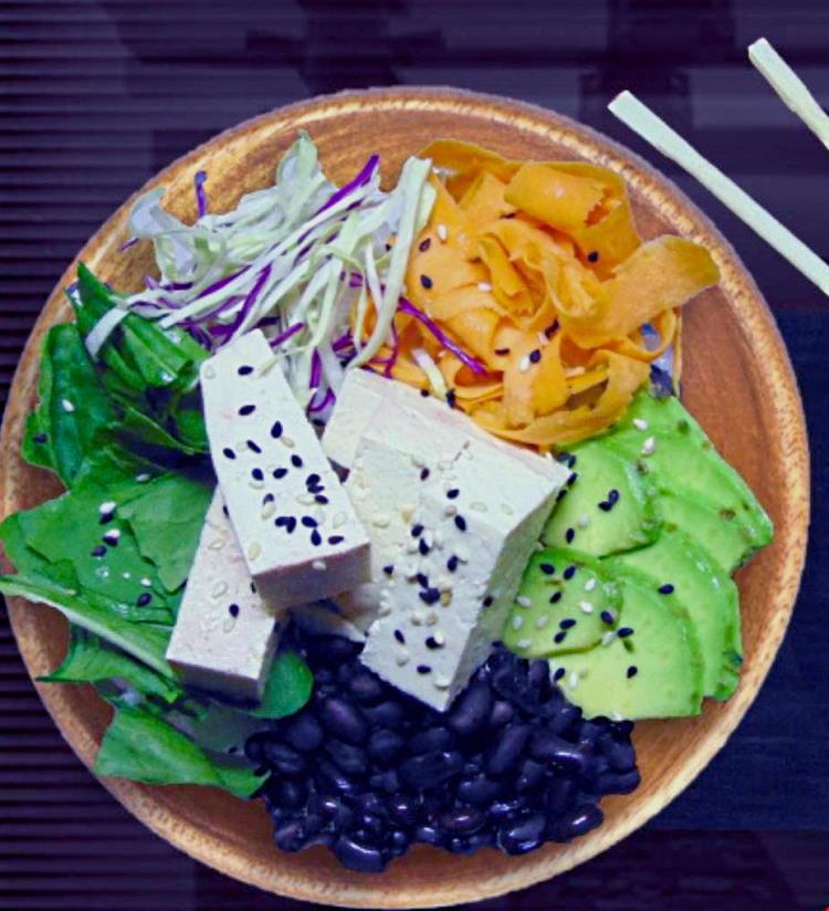 Sushi vegano Rosario