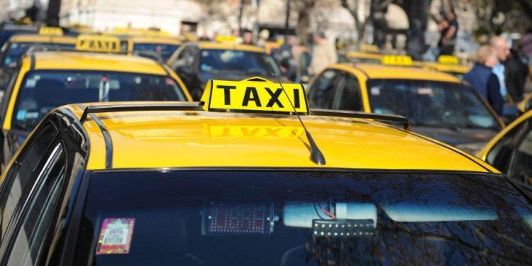 Bajada de bandera taxi Rosario