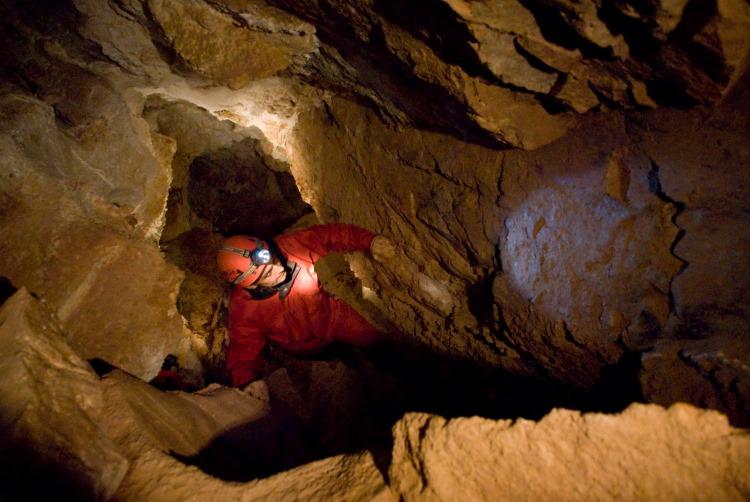 Caverna El Sauce en La Falda