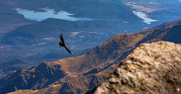 Cerro Champaqui ascenso