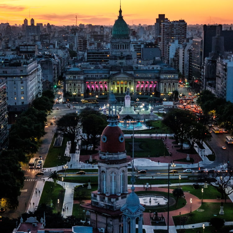 Turismo en Argentina Buenos Aires