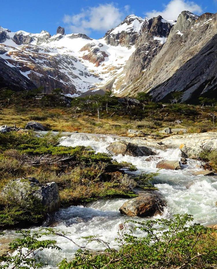 Permiso de circulacion Tierra del Fuego