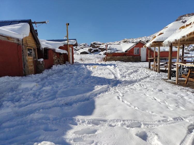 Esquiar con niños en Mendoza