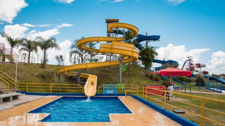 Parque acuático de Federación, Entre Ríos