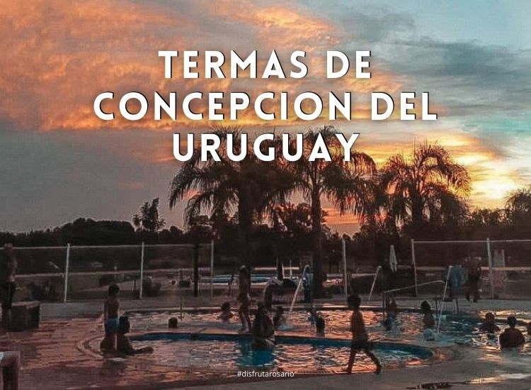 Turismo termal en Concepción del Uruguay