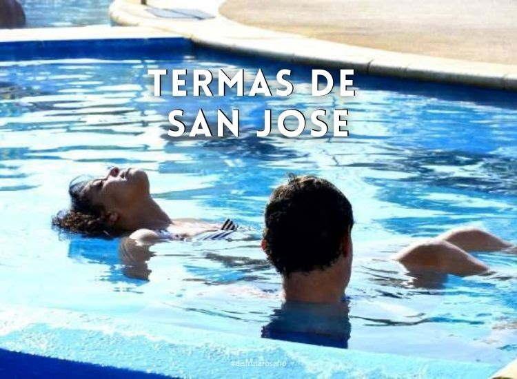 Turismo termal en San Jose