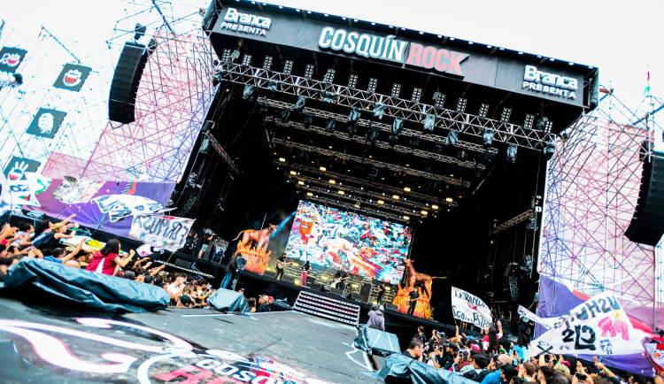 Cosquin Rock quienes tocan