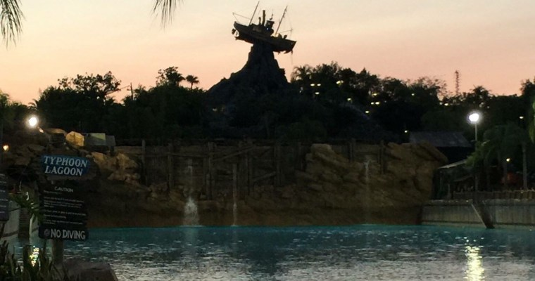 Typhoon Lagoon Wordful Wednesday