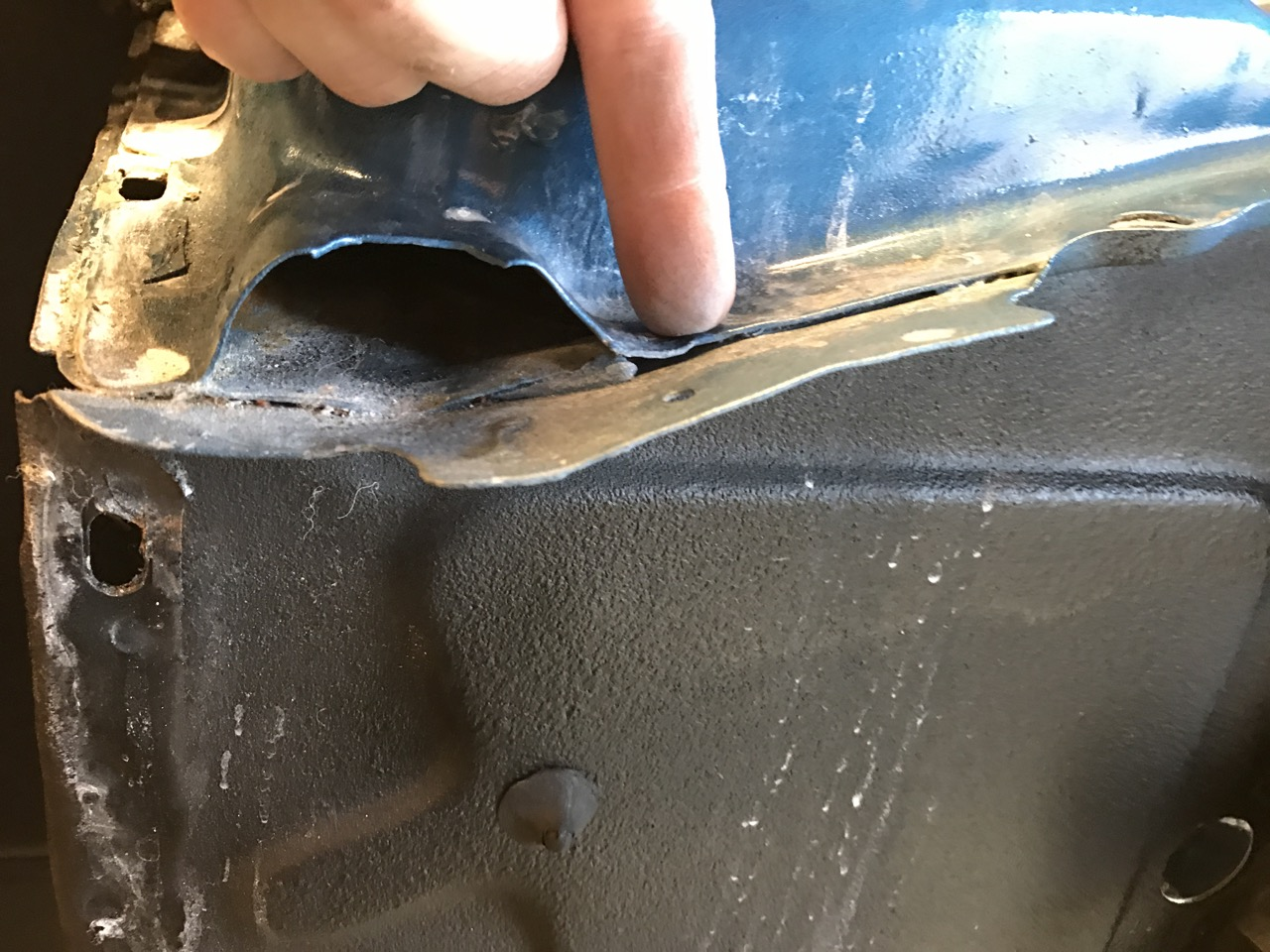 Seam Sealer Saves the Day