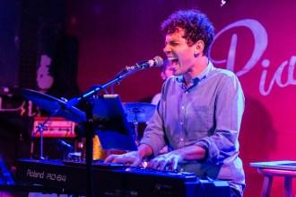 Julian Velard @ Pianos