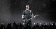 Foto: Willy Larsen - Metallica @ Telenor Arena