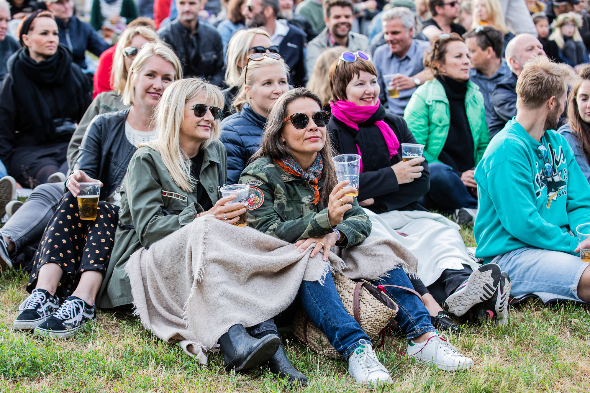 Jason Isbell and The 400 Unit @ Piknik i Parken 2018