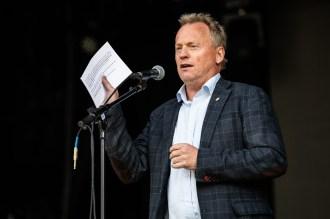 Raymond Johansen @ Piknik i Parken 2018