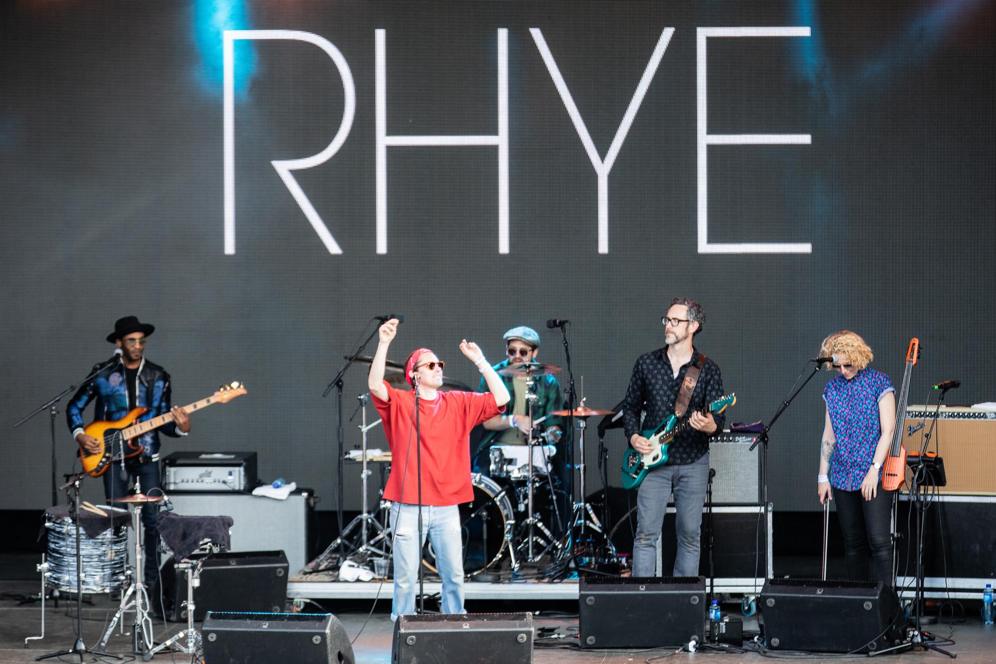 Rhye @ Piknik i Parken 2018