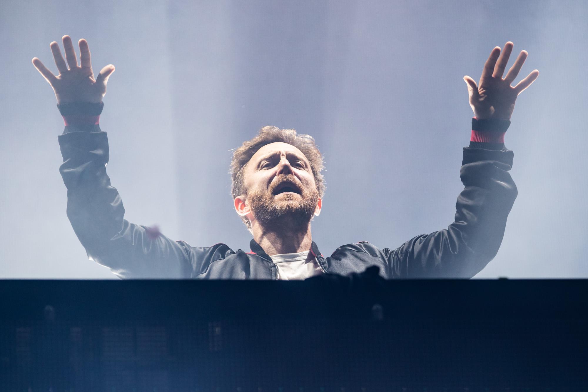 David Guetta @ Stavernfestivalen 2018