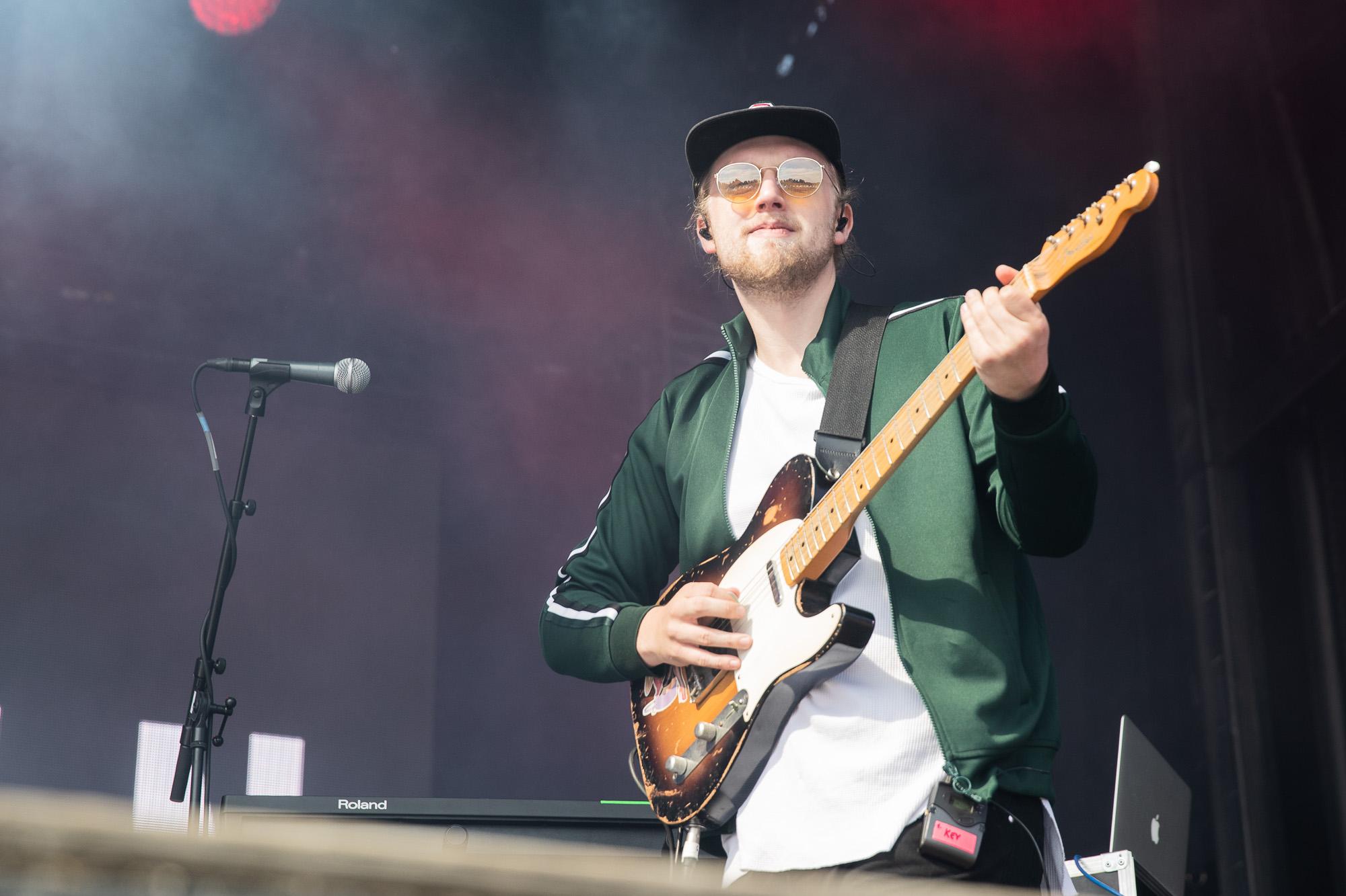 Shy Martin @ Stavernfestivalen 2018