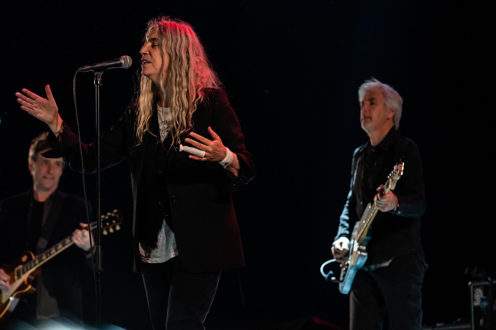 Patti Smith @ Øyafestivalen 2018
