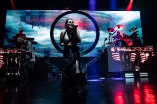 Within Temptation @ Sentrum Scene