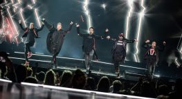 Backstreet Boys Oslo Spektrum 2019 - Foto: Willy Larsen