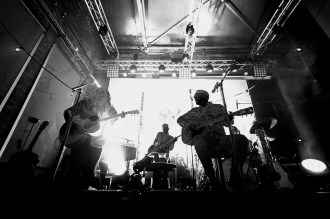 Skambankt unplugged - Foto: Øyvind Toft