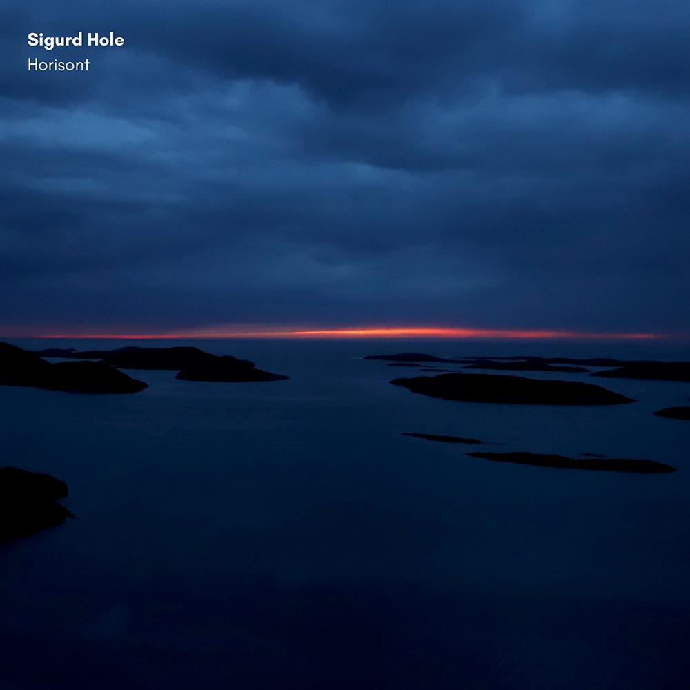 Sigurd Hole singel – Horisont cover 1000×1000